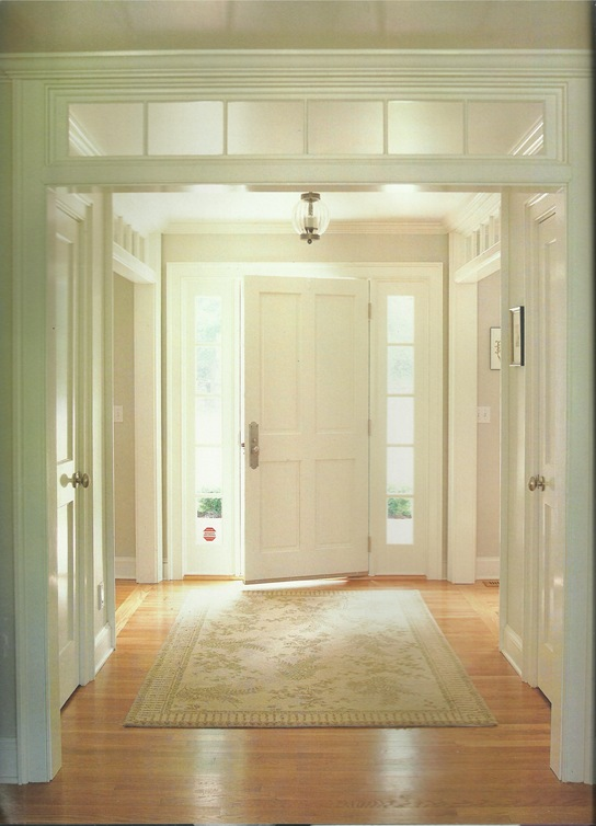 Transom windows and where to use them rambling renovators for Room with no doors or windows