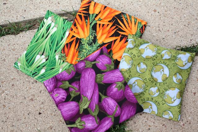Lg Reuseable Snack Bags