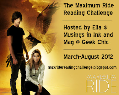Max Ride Reading Challenge