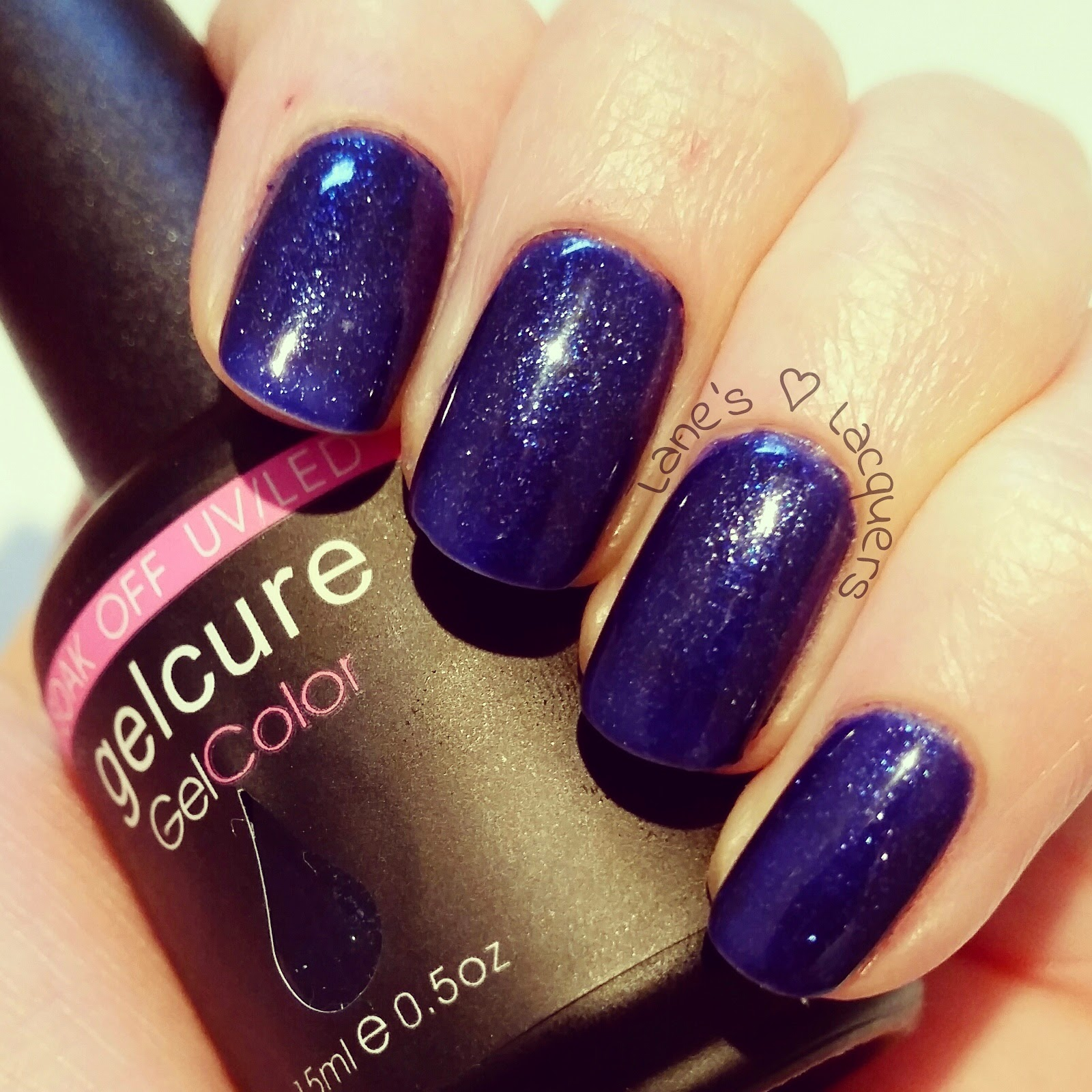 gelcure-gel-polish-colour-150-dark-blue-shimmer-swatch-review