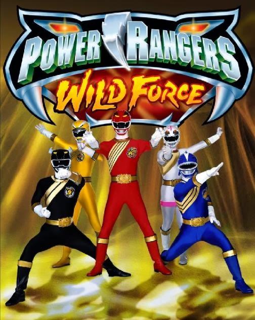 BAIXAR Power Rangers Força Animal