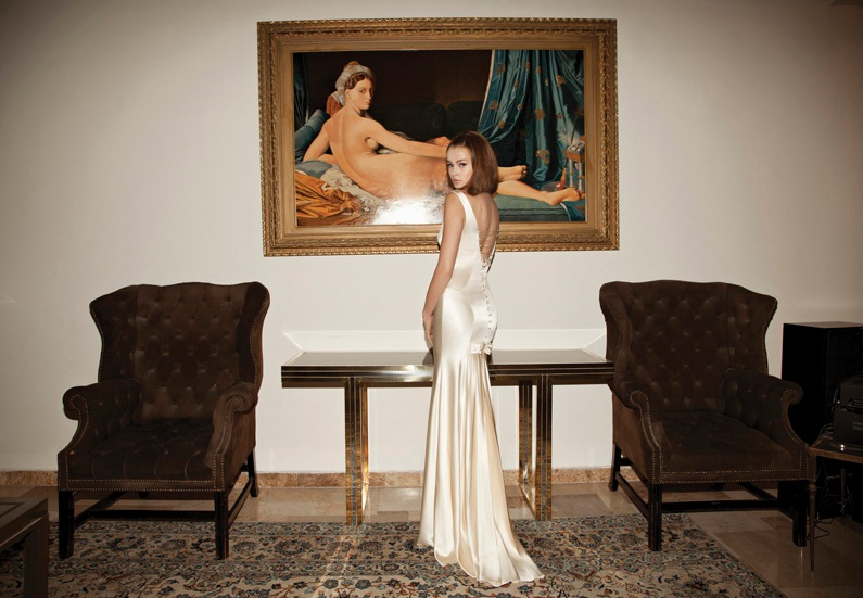Ronen Farache 2013 Spring Bridal Collection
