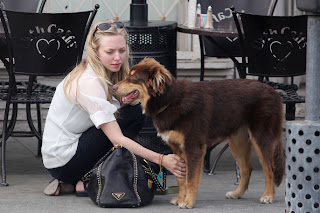Amanda Seyfried &amp; Finn