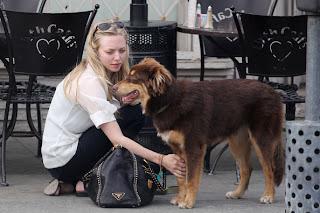 Amanda Seyfried & Finn
