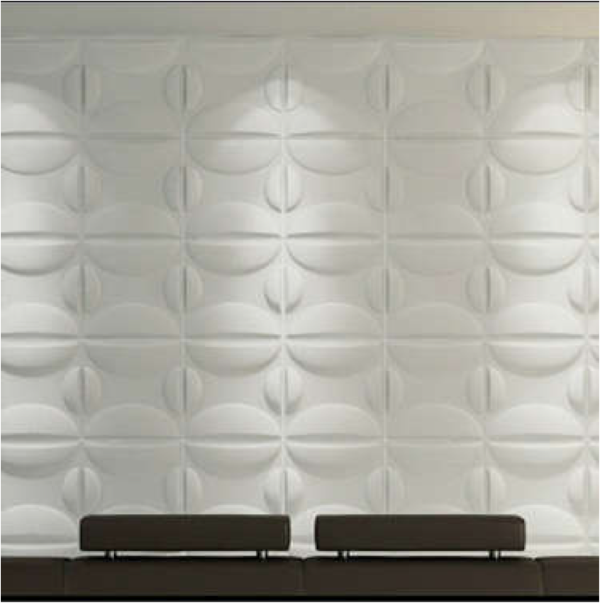 Let 39 s decorate online adding dimension to your home with for 3d wall for home
