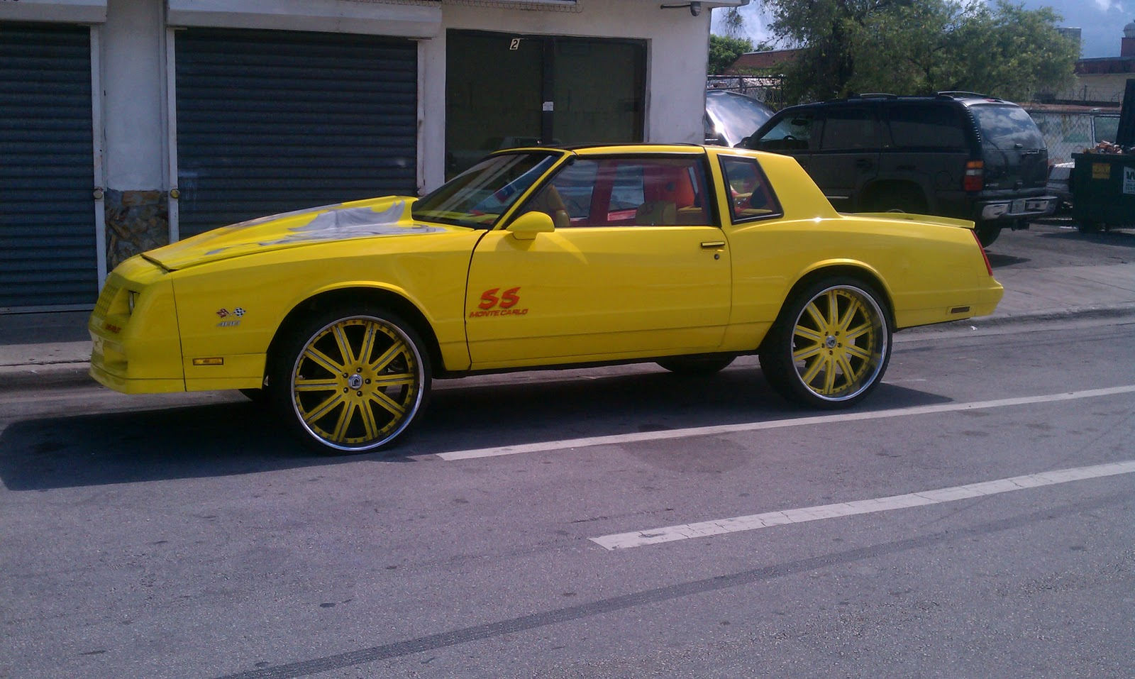 PHOTOGRAPHY BY MIAMIEARL: Monte Carlo SS T- Top on 24 inch Asanti