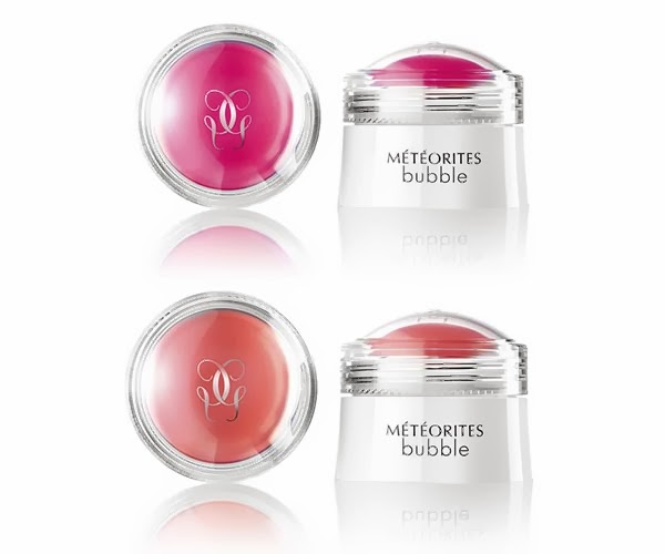Guerlain make up spring 2014 Météorites Blossom Collection, météorites bubble blush
