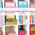 UHeart Organizing: Creatively Colorful Office Styling