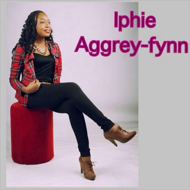 Iphie Aggrey-Fynn (Image Credit: Eze Anyanwu Blog)