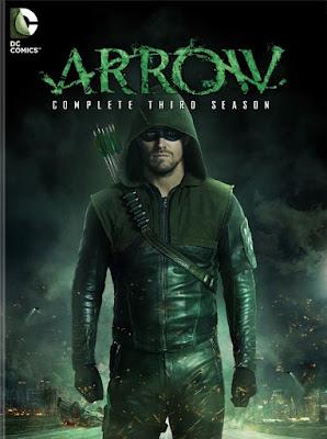 Arrow – Season 3 [2015] [NTSC/DVDR] Ingles, Subtitulos Español Latino