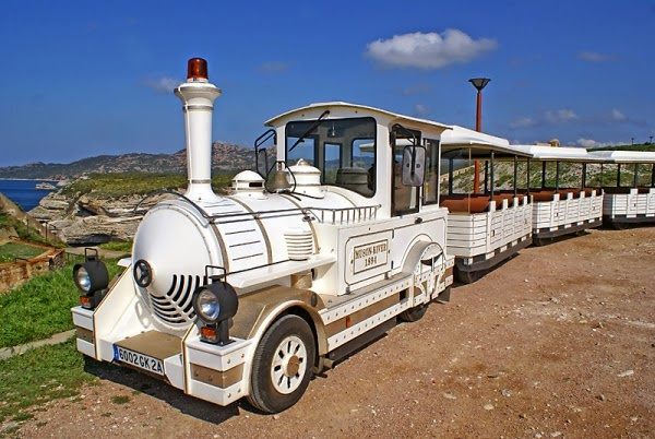 Petit train de Bonifacio