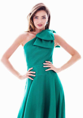 Miranda Kerr Glamour Magazine Photoshoot November 2014
