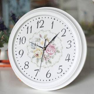 Alba hogar reloj de cocina - Relojes de cocina modernos ...