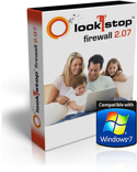 Free Download Software Look 'n' Stop Firewall 2.07