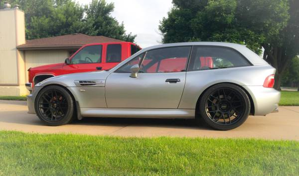 Daily Turismo: DTO: Sraight Clown Shooter: 1999 BMW M Coupe