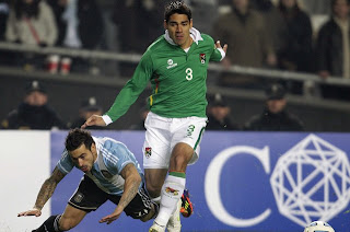 Primera baja de Bolivia para las Eliminatorias
