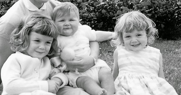 Susan (Left) Jayne (Baby) and Gillian