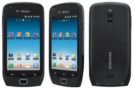 SamsungExhibit4GTMobileSGHT759ManualUserGuideSpecsOverview
