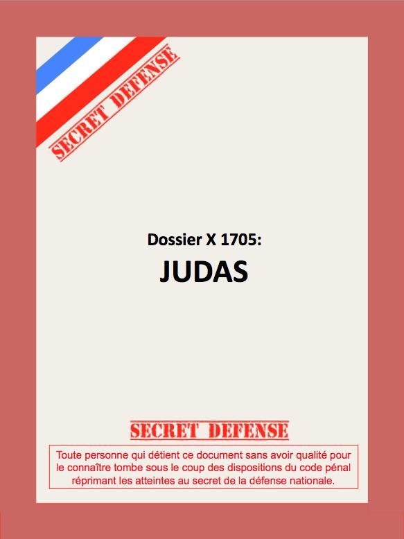 Dossier JUDAS, cliquez dessus