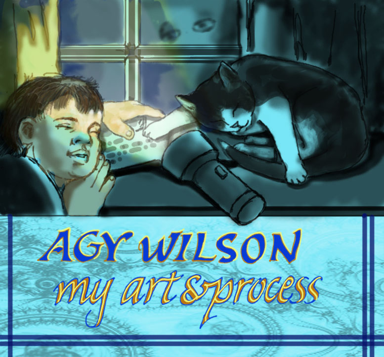 AGY WILSON&#39;S ART
