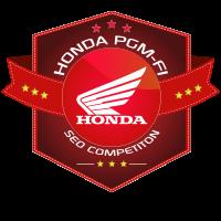Kontes SEO Honda