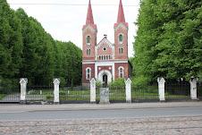 A Latvian Church