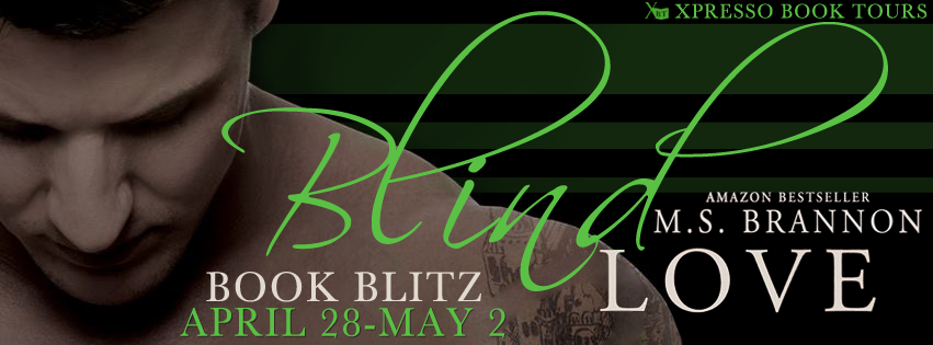 Book Blitz:Blind Love By M.S. Brannon
