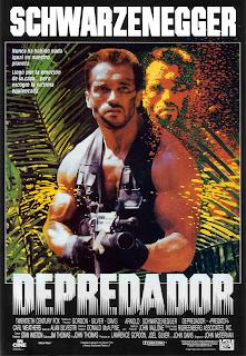 Depredador / Predator Poster
