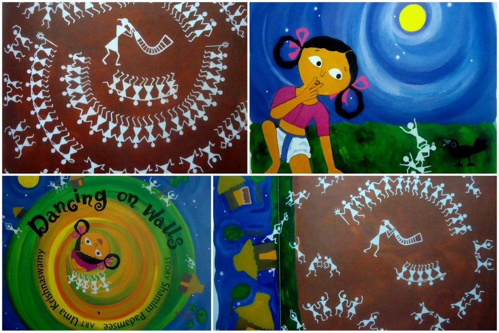 Teaching Warli drawing - Step by step images - Artsy ...