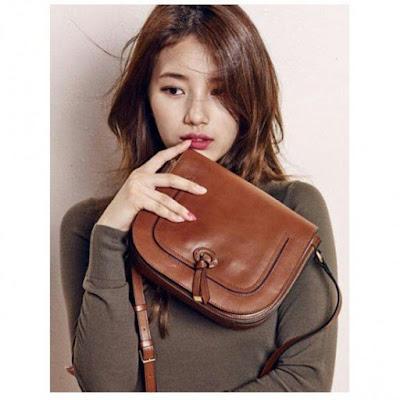 Brown Bonnie Bag Beanpole Suzy