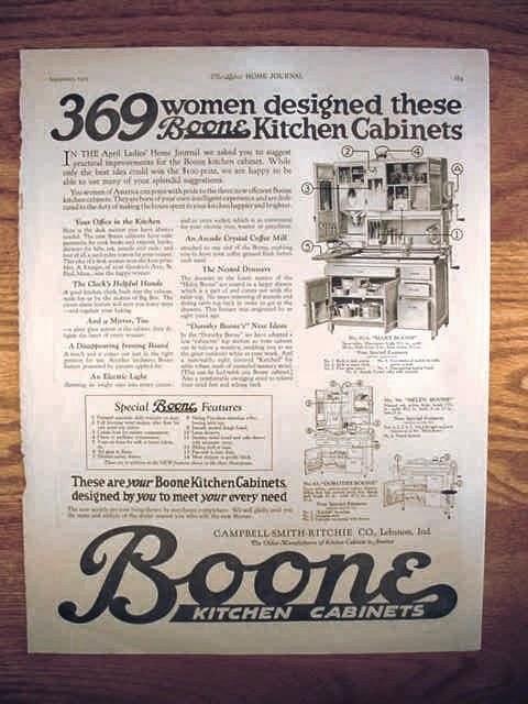 Heroes, Heroines, and History: The Hoosier Cabinet