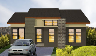 rumah minimalis modern gambar desain rumah minimalis type 60
