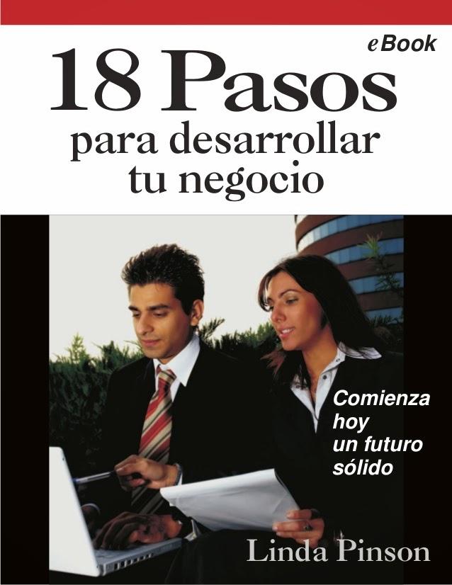 18 PASOS PARA DESARROLLAR TU NEGOCIO