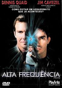 Filme Alta Frequência Dublado AVI DVDRip