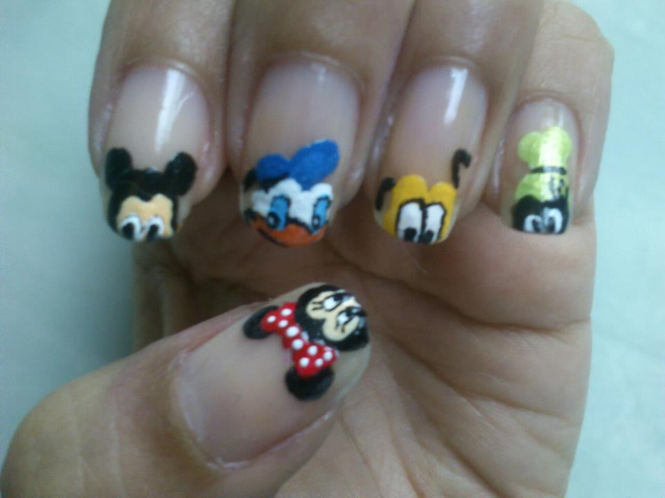 Art and Polish: Mickey Mouse & Co.