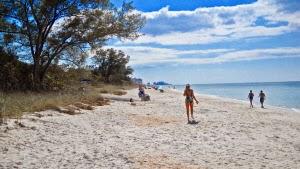 Urlaub in Florida: Golf von Mexiko