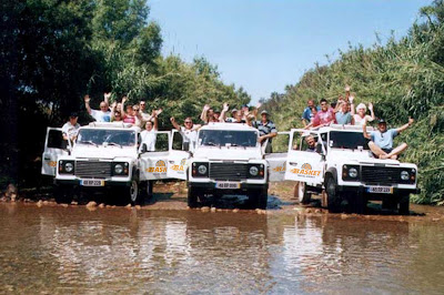 (Turkey) - Marmaris - Jeep Safari Tour