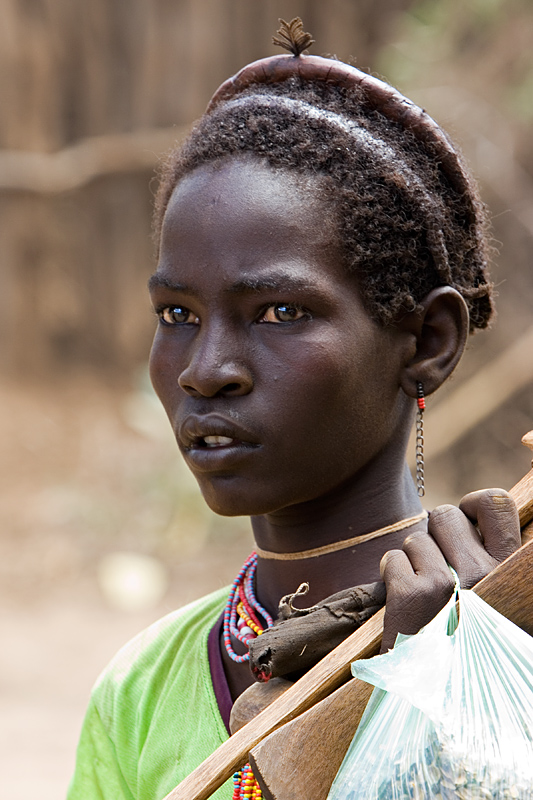 Africa The Largest Continent On Earth Dassanech Tribe