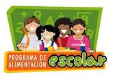 PROGRAMA DE ALIMENTACION ESCOLAR