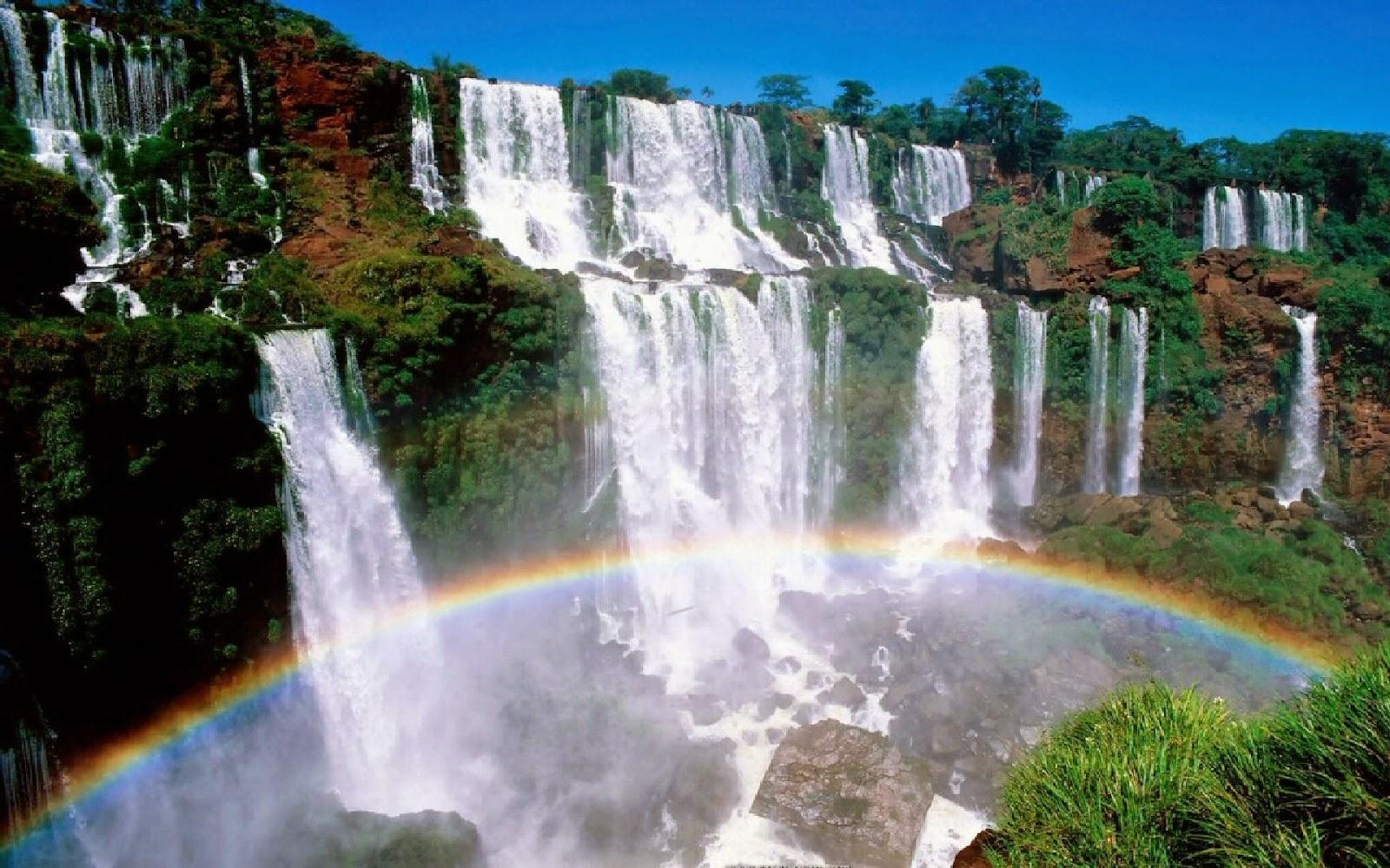20 lugares que deberías visitar en Latinoamérica, Cataratas de Iguazú, Brasil y Argentina