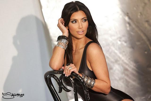 Kim Kardashian –fashion Photoshoot