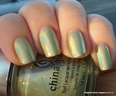 China Glaze L8R G8R
