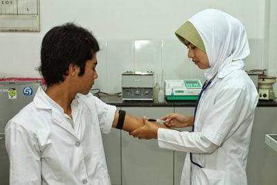 Lamaran Kerja Analis Kesehatan
