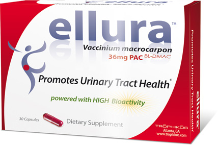 Only ellura has 36 mg PAC! Save $14 - 6 month supply.