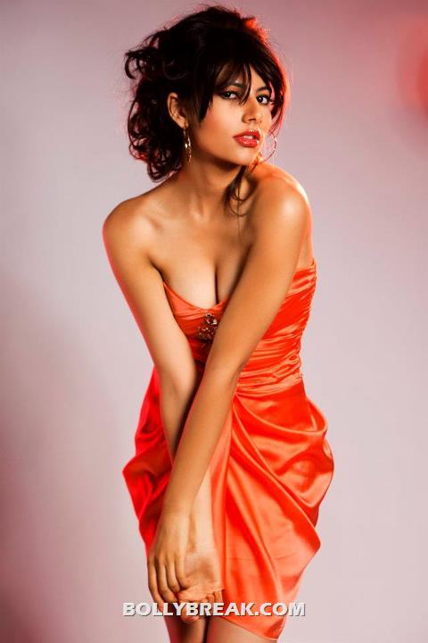 Vanya Mishra red hot photoshoot - Vanya Mishra Red Hot Photoshoot - Latest 2012