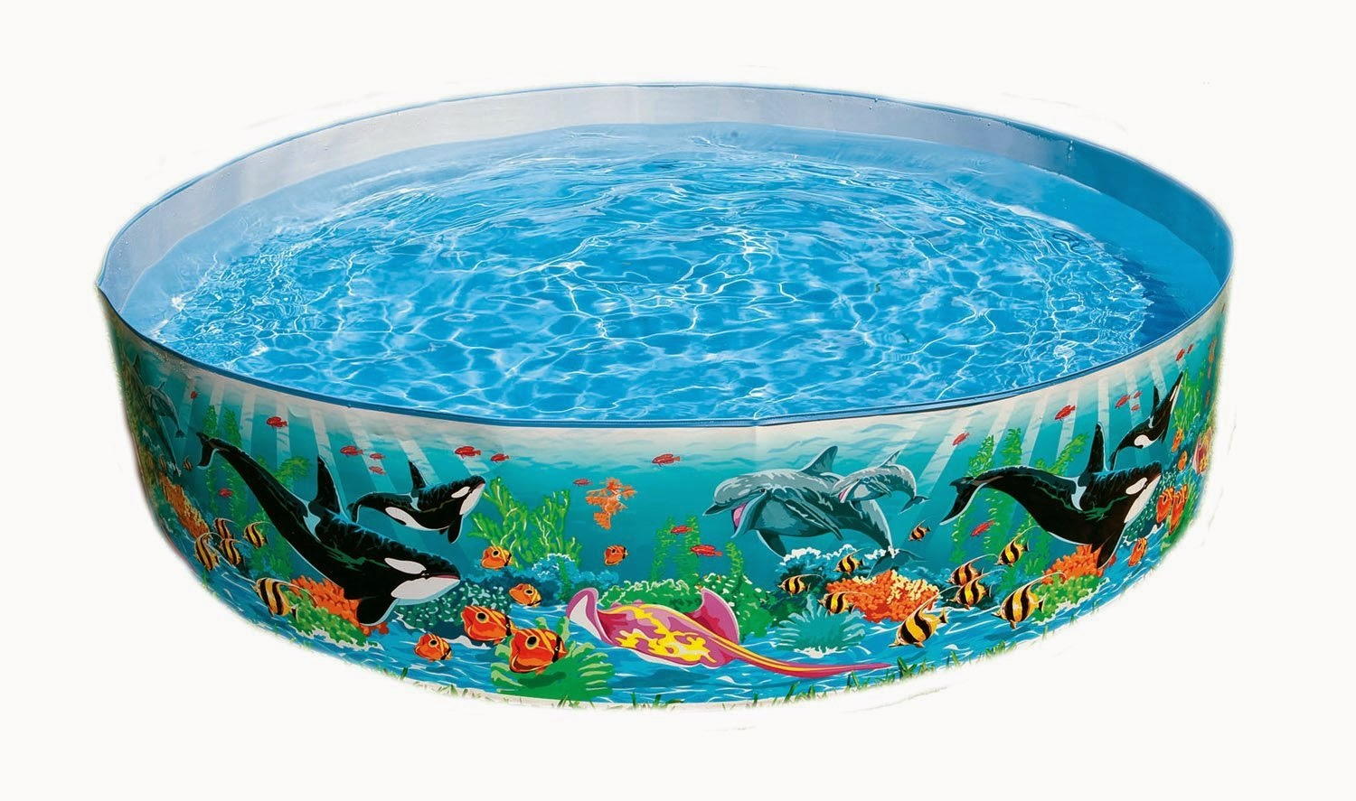 Intex Ocean 58461EP Small Swimming Pools For Kids