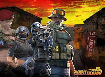 Cheat PB Point Blank 16 Agustus 2012