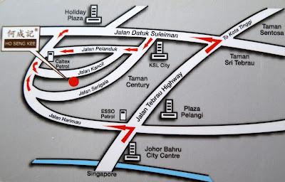 Ho Seng Kee Johor