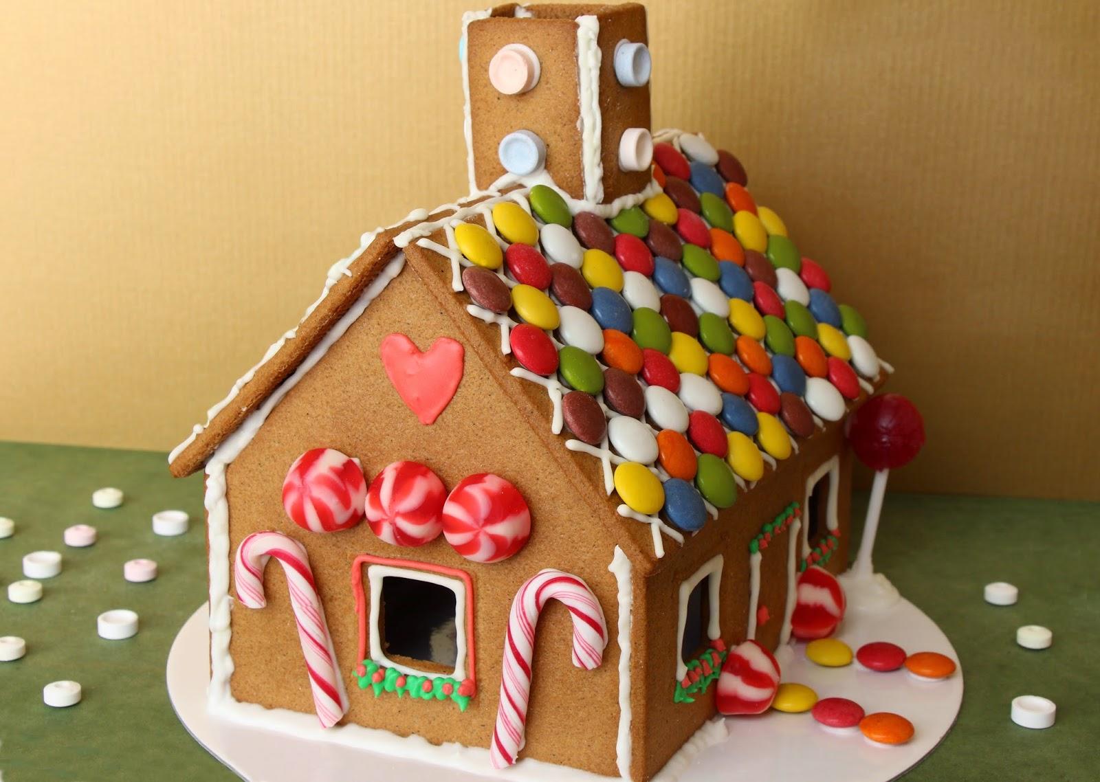 casa de caramelo