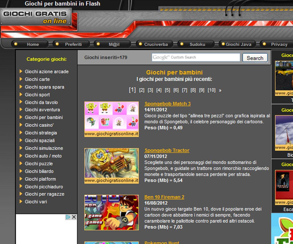 giochi sexi on line siti di incontro gratuito